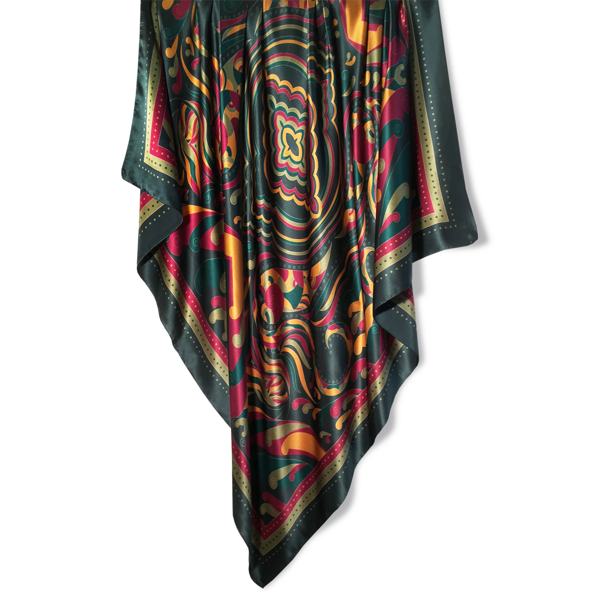 140x140cm Giant Square Scarf 100% Silk