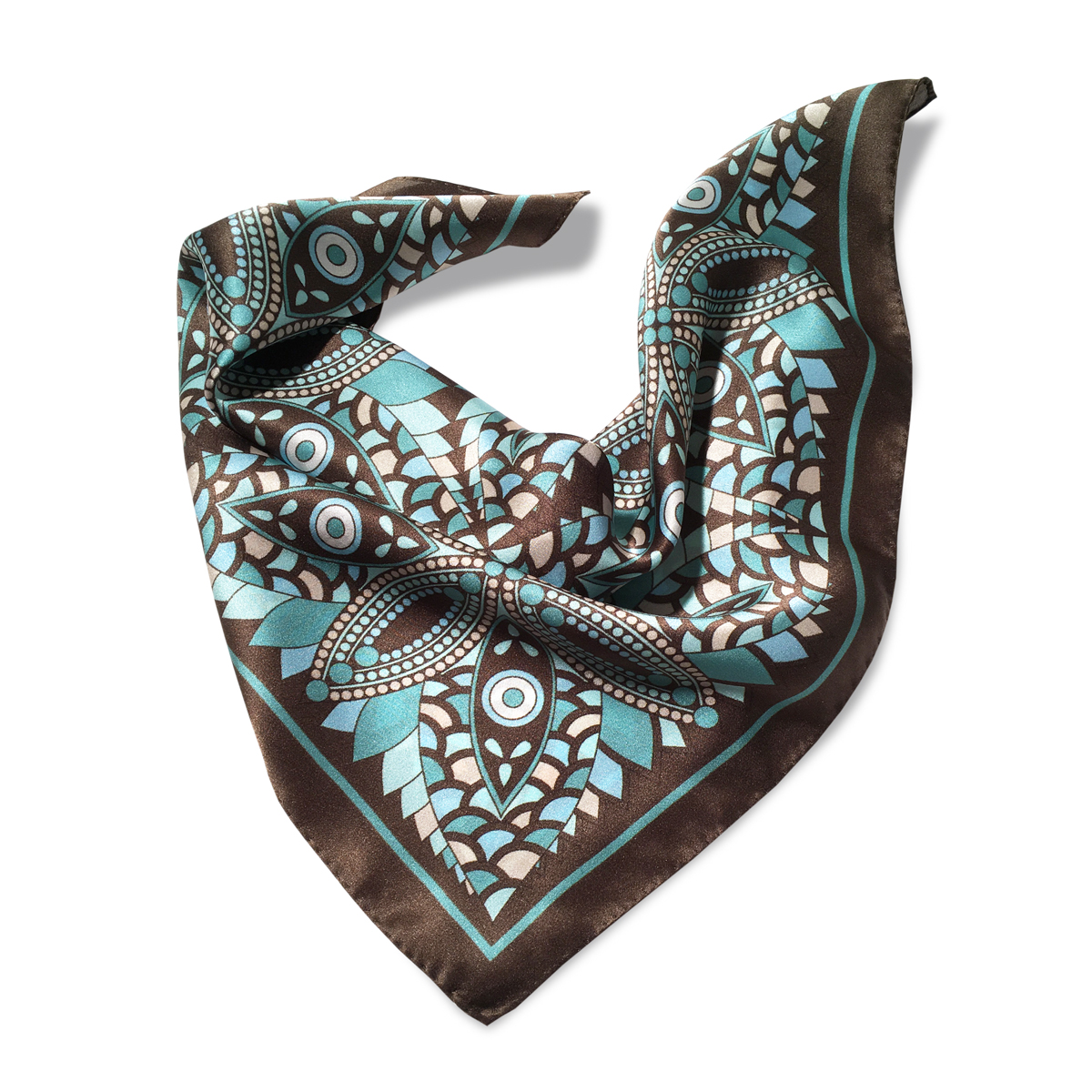 45x45cm Pocket Scarf / Bandana 100% Silk